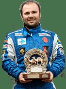 Ales Loprais - pilot zespołu InstaForex Loprais Team