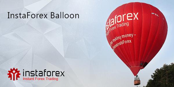 InstaForex balloon