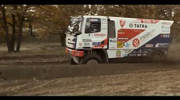 Tatra Buggyra сынақ сессиясы/ ДАКАР 2017