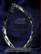 IAIR Awards 2012 - The Best Retail Forex Broker