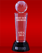 International Finance Magazine 2014 - The Best ECN Broker in Asia