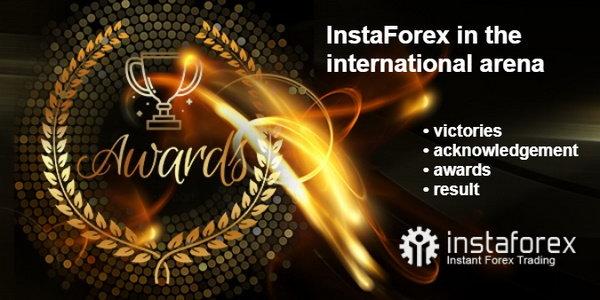 InstaForex: Penghargaan dan Pencapaian Internasional