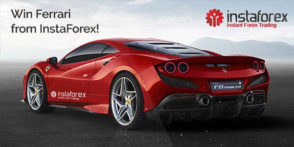 Menangkan Ferrari dari InstaForex!